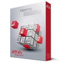 Frontol 4 Торговля, USB